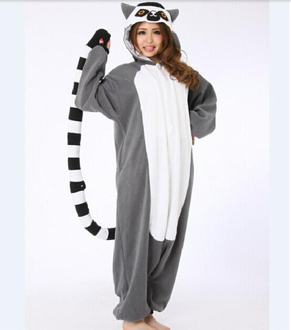 King Julian Madagascar Costume