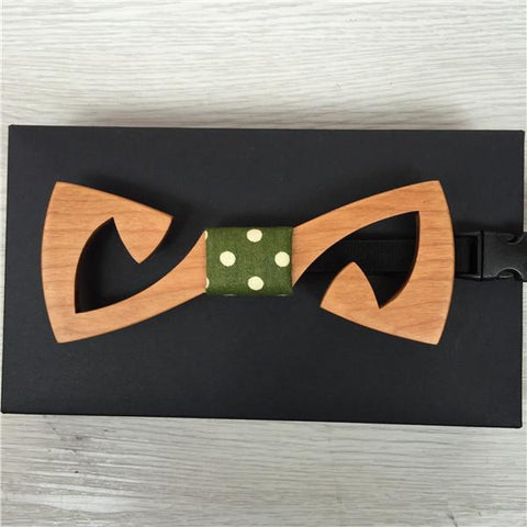 Hipster Wood Bowtie