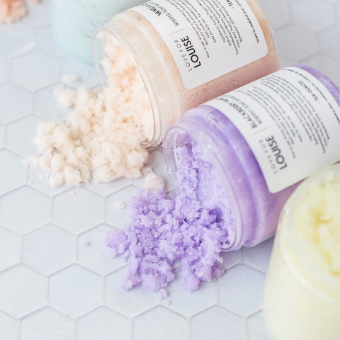 Whipped Sugar Scrub Sampler