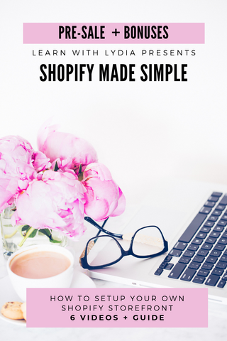 Shopify Made Simple