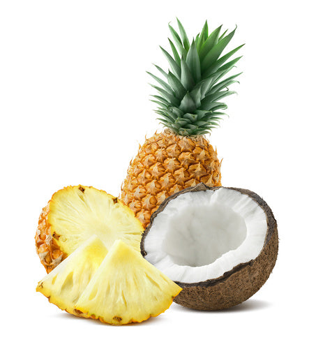 8 oz Coconut & Pineapple Whipped Butter