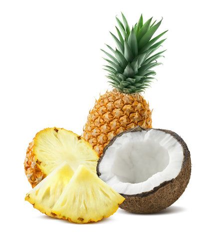 10 oz Coconut & Pineapple Whipped Sugar Scrub