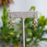 "Earrings ""The Crosses"" (Mazi)"