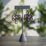 "Earrings ""Infinity"" Lieli"