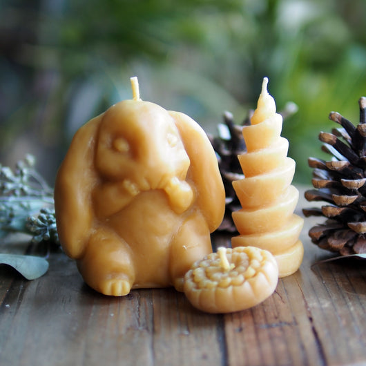 Candles Gift Set - Rabbit