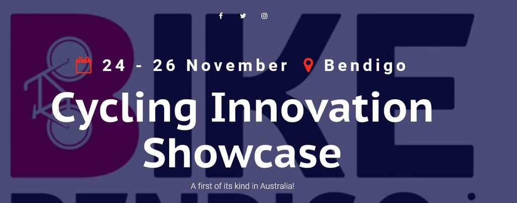 DING is going to Bendigo Cycling Innovation Showcase