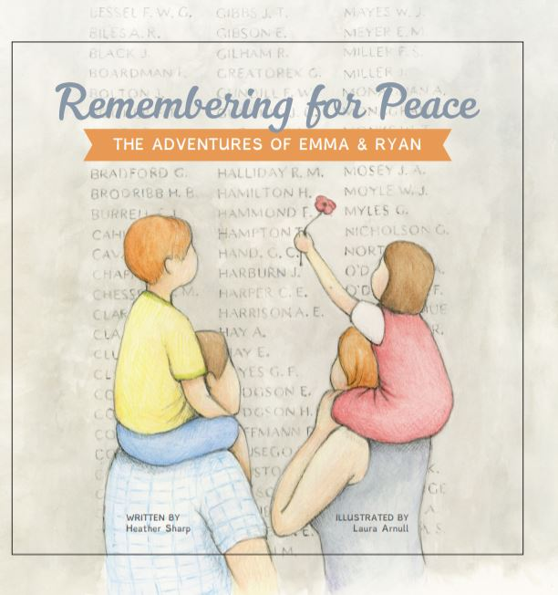 Remembering for Peace: The Adventures of Emma and Ryan.