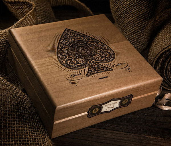 Artisan Black - Original Luxury Box Set - (11-12)