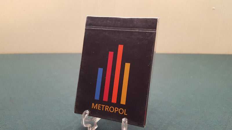 Metropol - Nox 1st Edition - Black - Blemished
