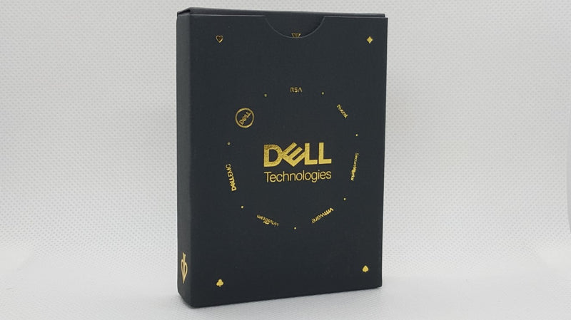 David Blaine - Dell Technologies - Signed