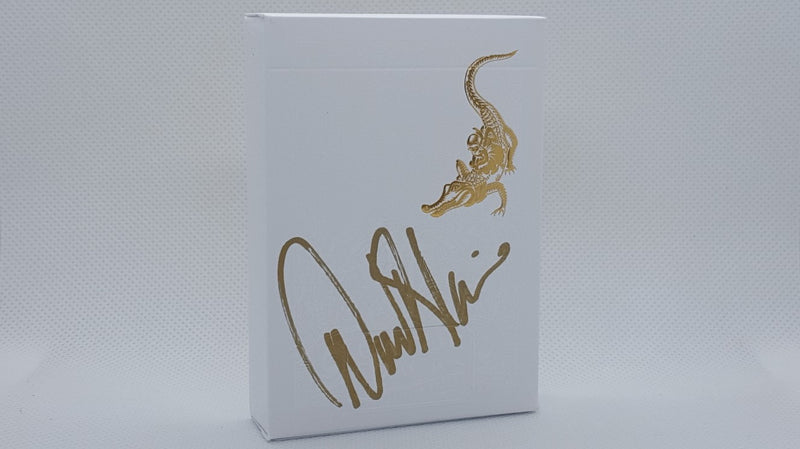 Gatorbacks - Gold - Signed
