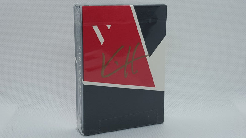 Virtuoso Launch Edition - Signed by Kevin