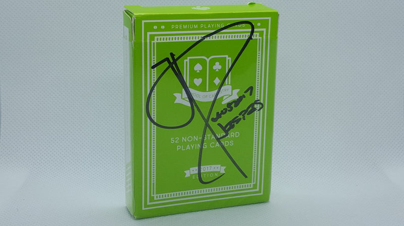 School of Cardistry v3 - Signed