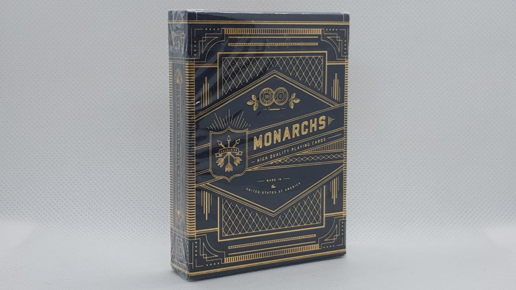 Monarchs - Blue - 1st Edition