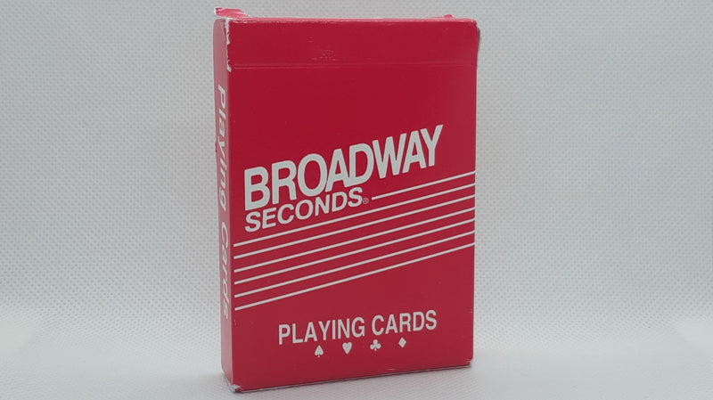 Broadway Seconds - Red - Ohio Made