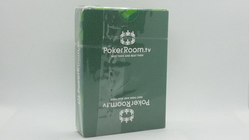PokerRoom.tv - Green