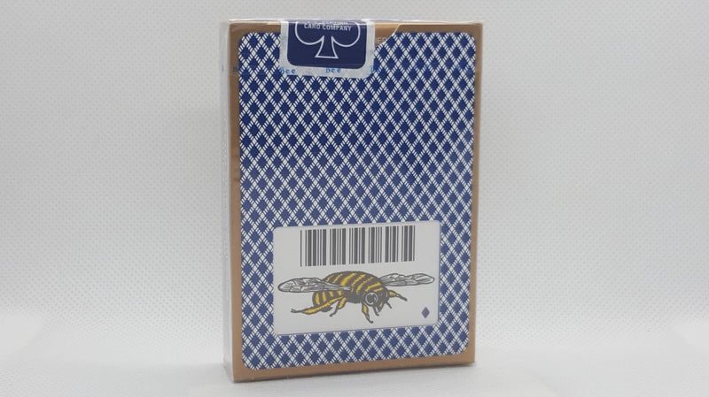 Bee Premium - Bumble Bee Logo - Blue - Ohio Made