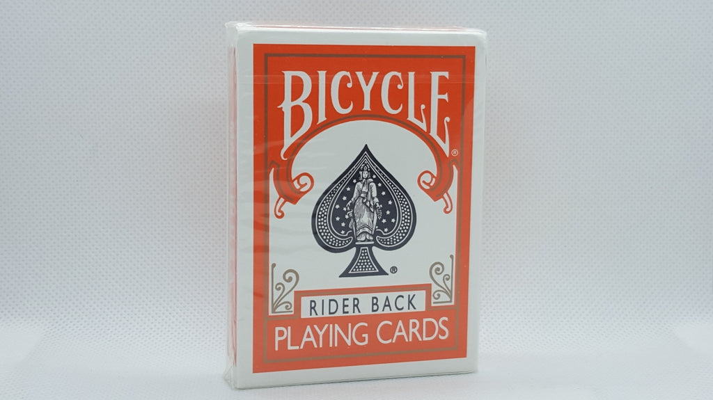 Rider Back - Orange - Ohio Made
