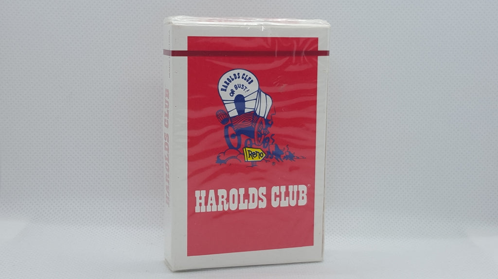 Harold's Club - Red