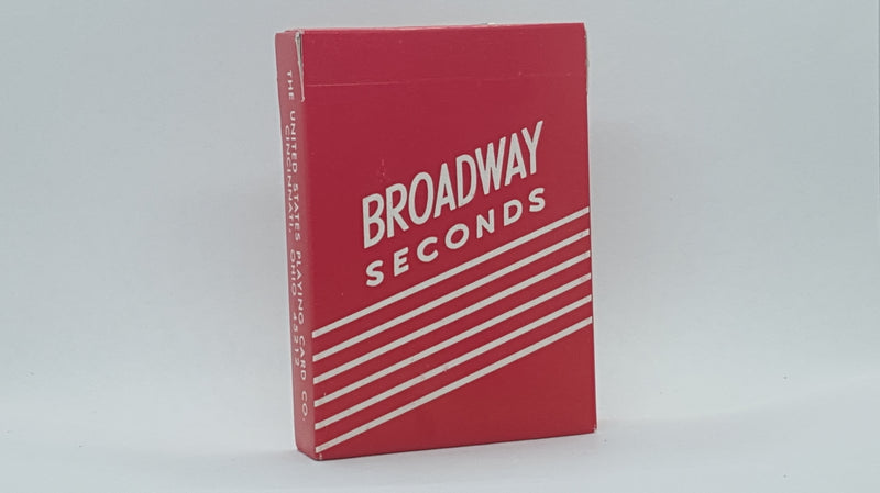 Broadway Seconds - Red - Vintage