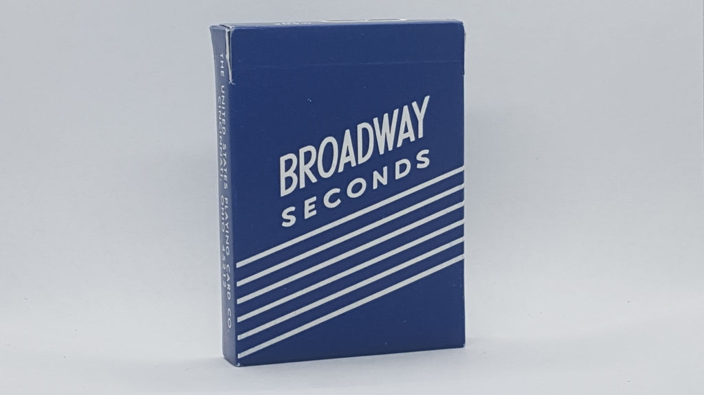 Broadway Seconds - Blue - Vintage