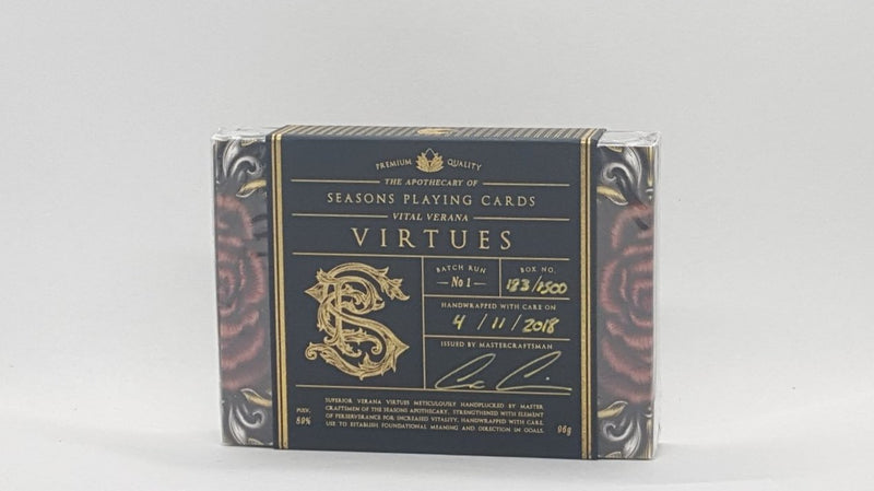 Apothecary Verana Virtues - Black Label