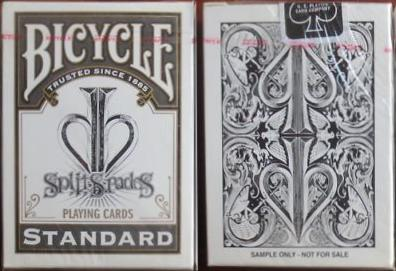 Split Spades - Prototype Sample Deck