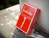 Fontaine - Red - Limited Edition 1/2500