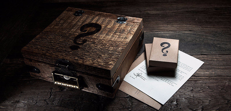 J.J. Abrams Mystery Box - First Edition