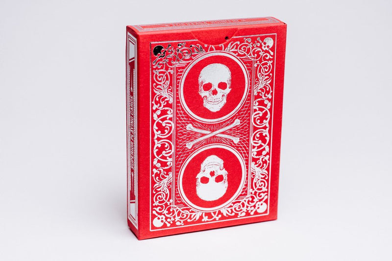 Superior Skull and Bones V2 - Red