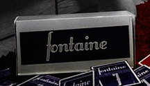 Fontaine Box Logo Sticker