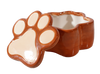 Paw Print Box Pottery To Go