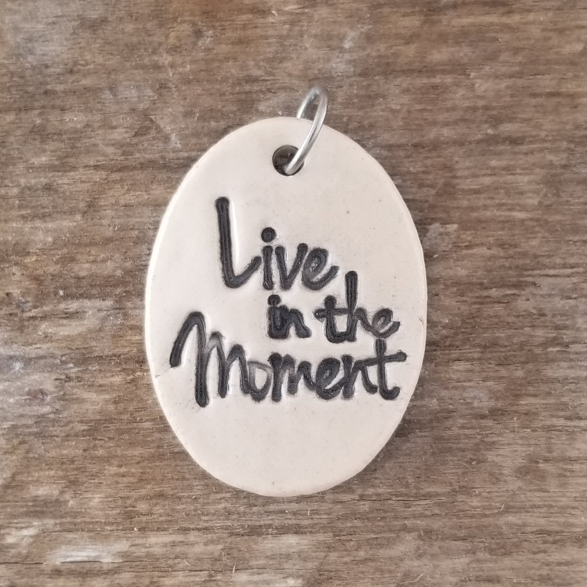 Live Moment Everyday Pendant - Cheryl Stevens Studio