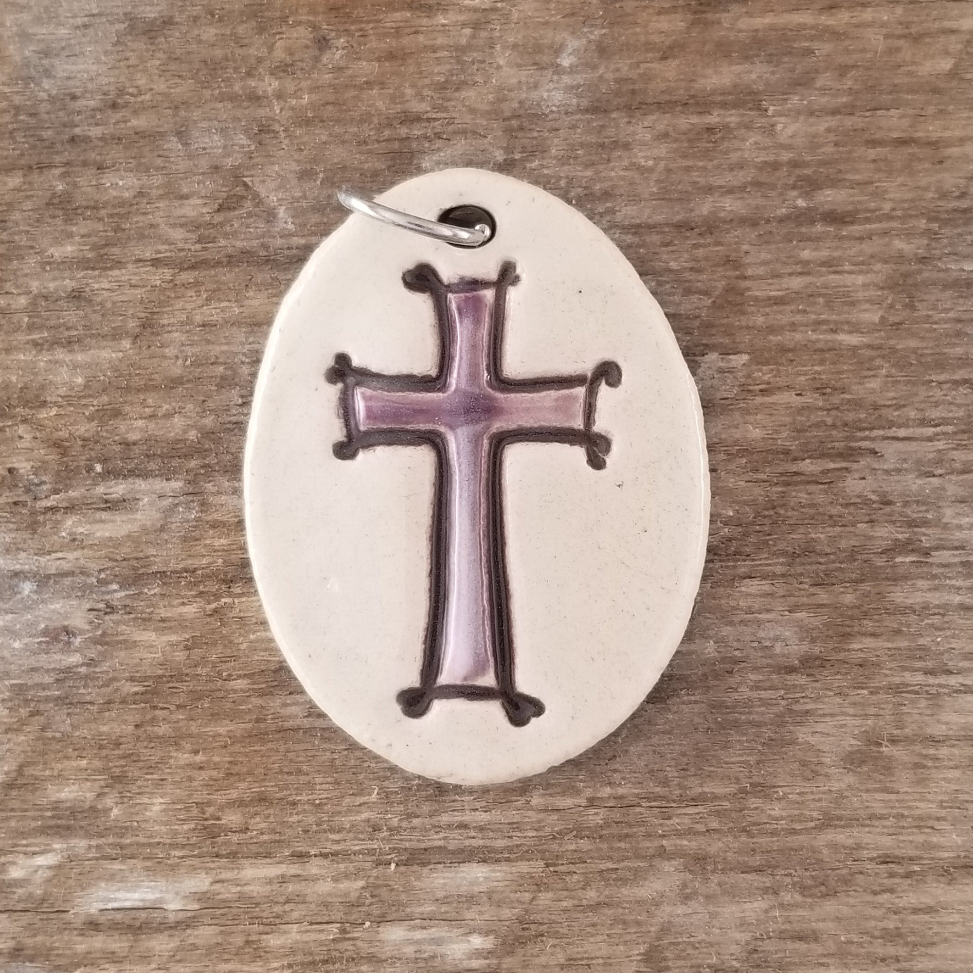 Cross Everyday Pendant - Cheryl Stevens Studio