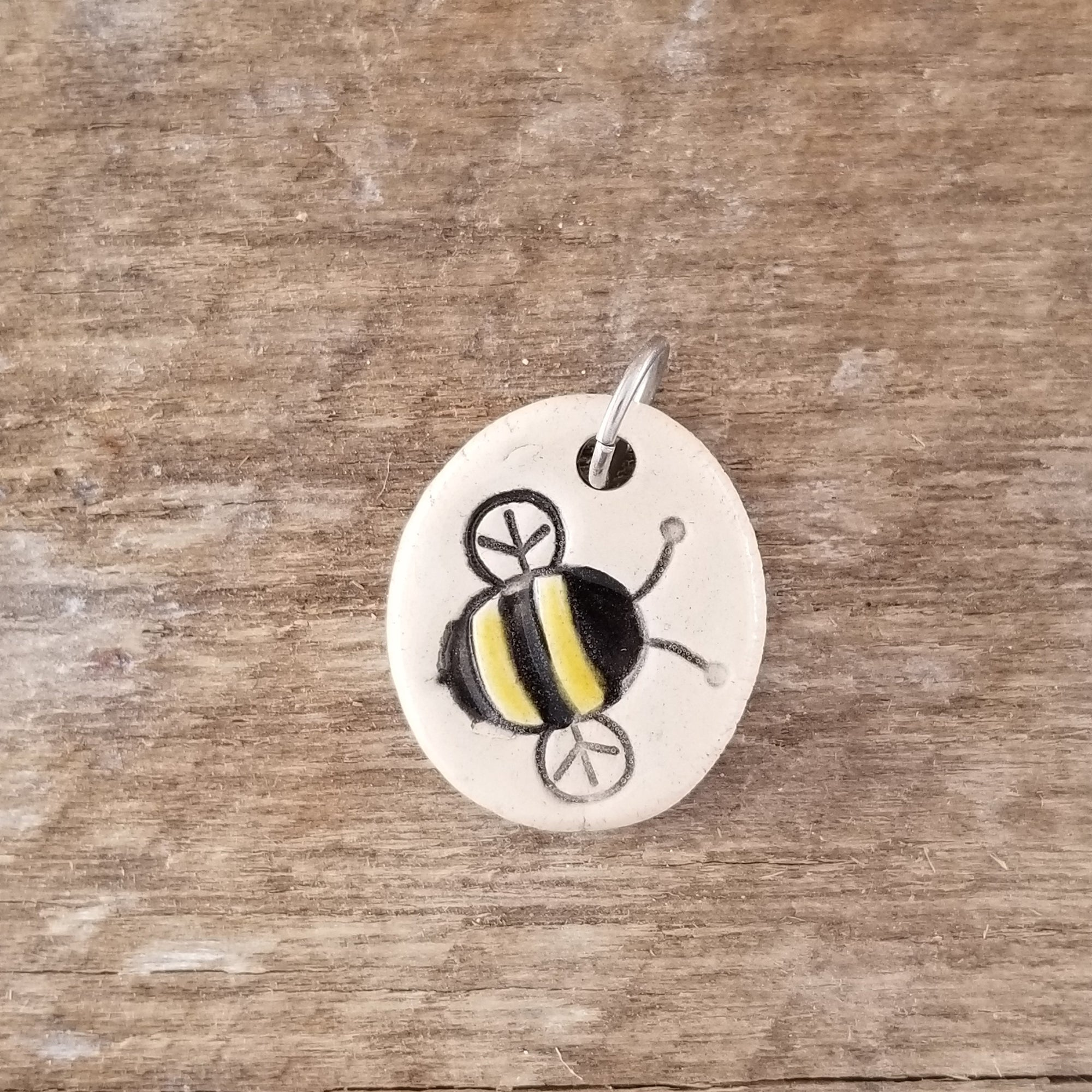 Bumble Bee Mini Pendant - Cheryl Stevens Studio