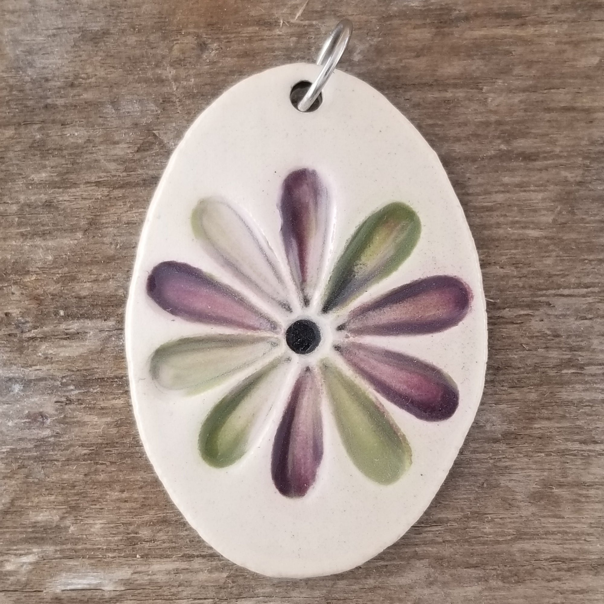 Purple     Statement Pendant - Cheryl Stevens Studio