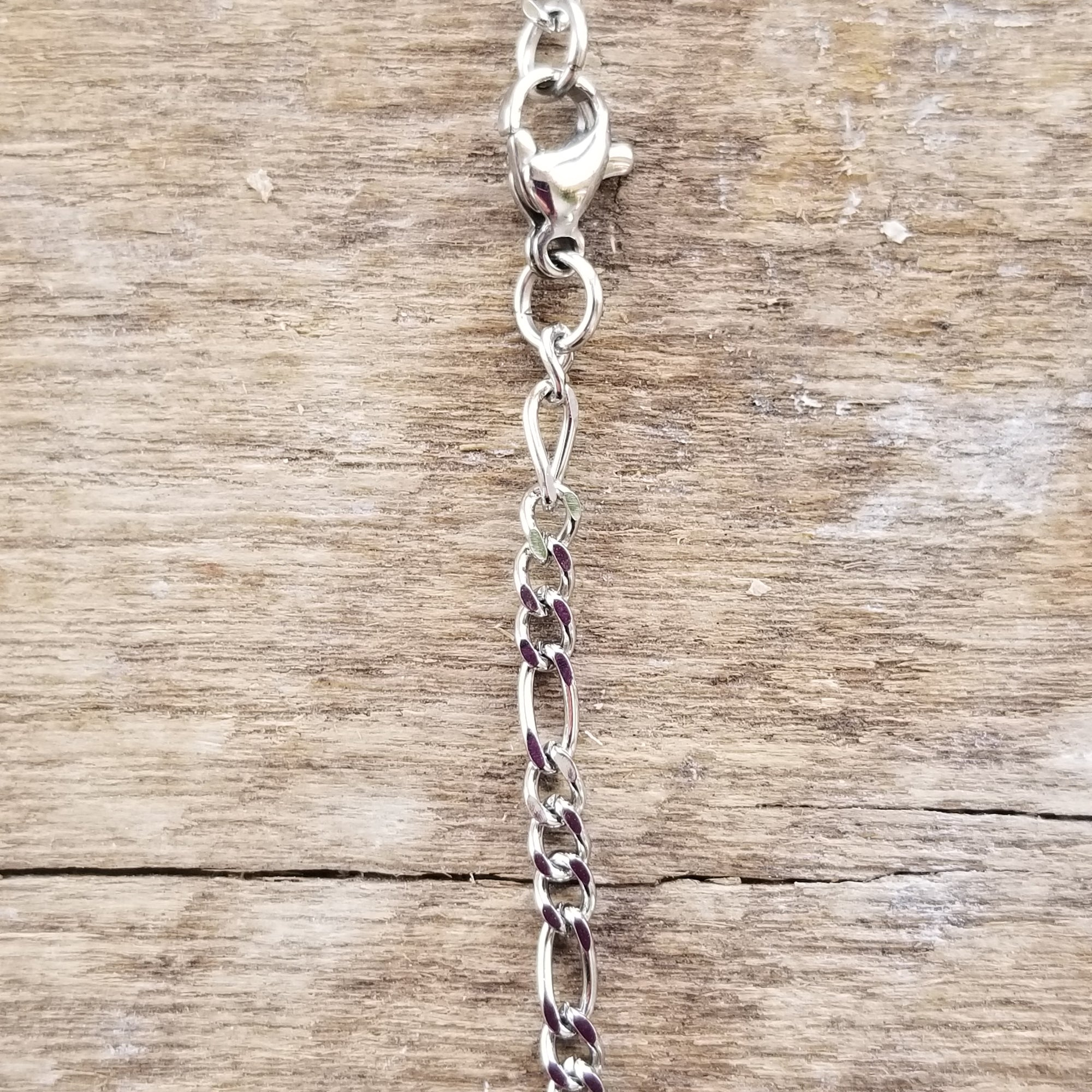 Figaro 3.5mm Stainless Steel Chain - Cheryl Stevens Studio