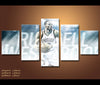 5 Piece Canvas Art Russell Westbrook Basketball Canvas Wall Art Decor