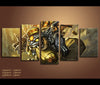 5 Pieces Canvas Art Dota 2 Game Painting Canvas Prints