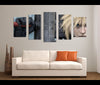 5 Pieces Final Fantasy Advent Canvas Art Game Painting Wall Art Print