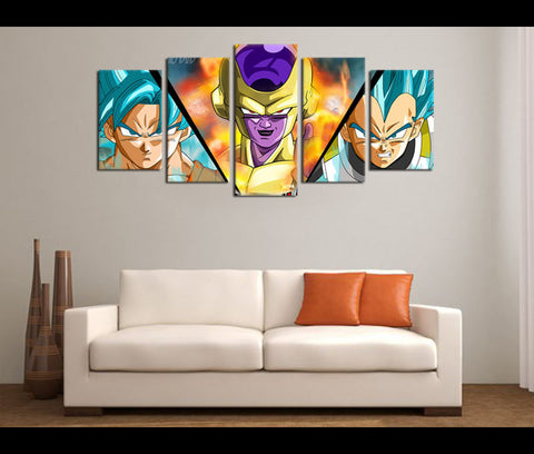 Anime Canvas Art