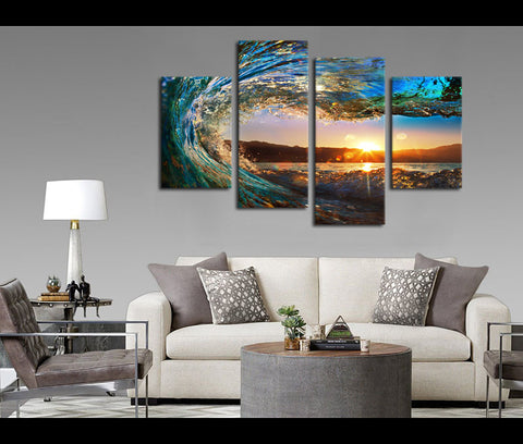Nature Canvas Art