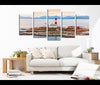 5 Pieces Lighthouse Canvas Art Nature Canvas Prints