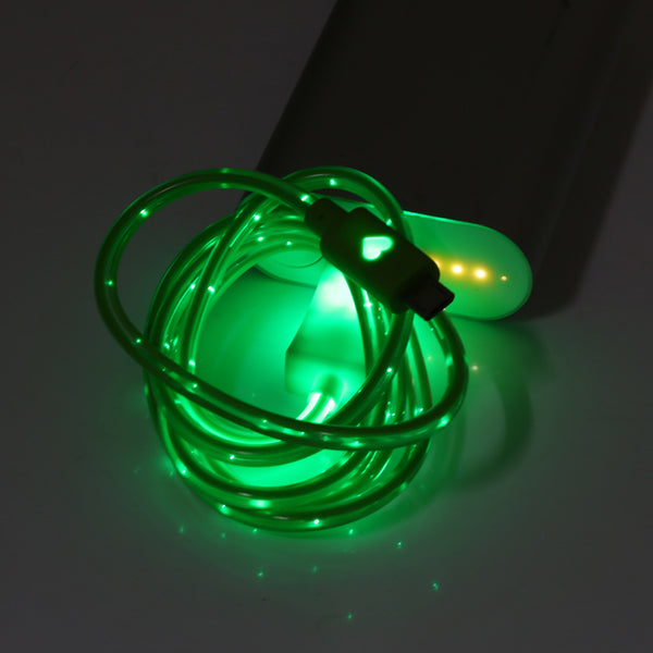 LED Light USB Cable - Miss Hollywood's