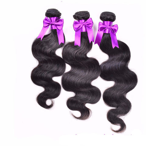 Brazilian Body Wave (3 Bundles) - Miss Hollywood's
