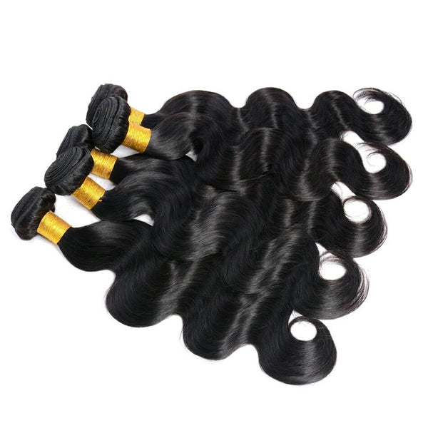 Malaysian Body Wave *3 Bundle Deal - Miss Hollywood's