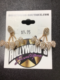 Lizzy Earrings - Miss Hollywood's