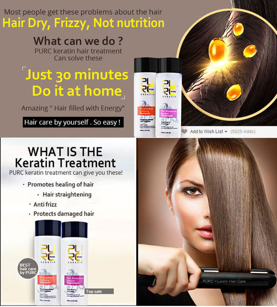Brazilian Hair Treatment Set - Miss Hollywood's
