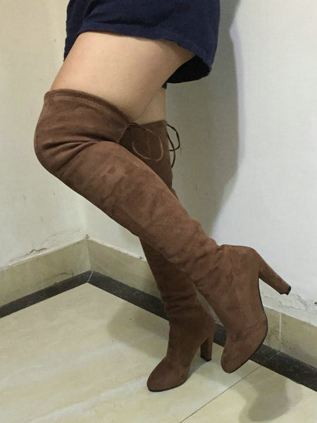 Jomily Boots - Miss Hollywood's