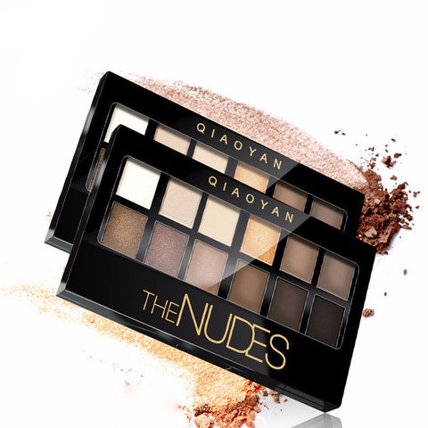 Eye Shadow Makeup Palette - Miss Hollywood's
